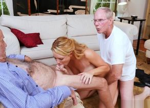 Nubile Whore Deep-throats 3 Insane..