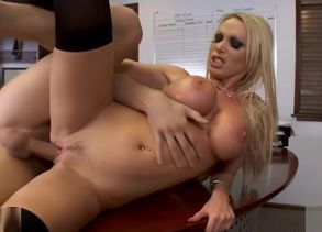 Assistant Nikki Benz Takes A Facial..