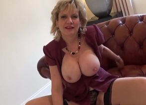 Hotwife brit mature female sonia..