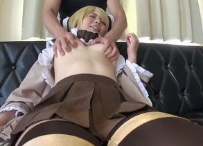 Unbelievable oriental Yukie having a..