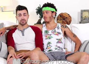 GayRoom - Charles Grey Takes All 10..