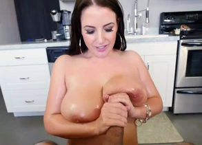 Angela White�s Titties Are..