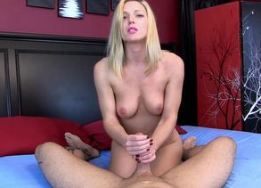 Fantastic Blondie Taunts and Jerks..