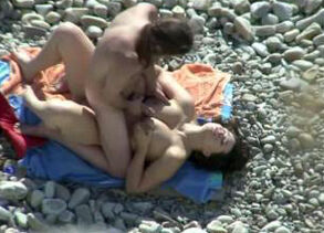 Beach Lovemaking Fledgling #14