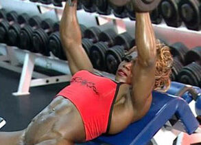 Desiree Ellis 05 - Girl Bodybuilder