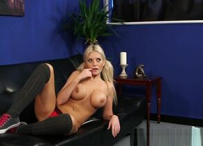 Crazy brit female domination with..