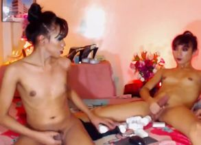 Amazing adult vid transvestite HD..